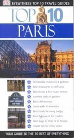 Dk Eyewitness Top 10 Travel Guides Paris