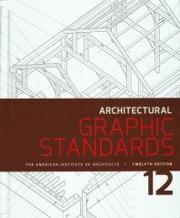 [해외]Architectural Graphic Standards
