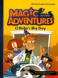 Magic Adventures(매직어드벤쳐) Level 1-5: Bella's Big Day(CD1장포함)