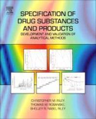 [해외]Specification of Drug Substances and Products