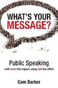 [해외]What's Your Message? (Paperback)