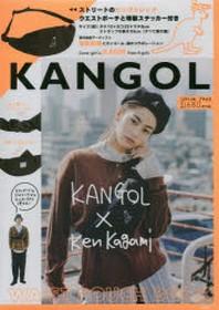 KANGOL X Ken Kagami WAIST POUCH BOOK