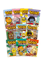 Go Go 카카오프렌즈 1~10권 세트(전 10권)