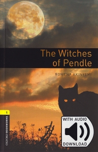 The Witches of Pendle (with MP3)