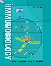 Janeway's Immunobiology,9/e(IE)