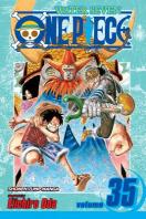 [해외]One Piece, Volume 35 (Paperback)