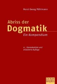 [해외]Abriss der Dogmatik (Hardback)