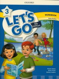 Let's Go. 3(Workbook)(With Online Practice)