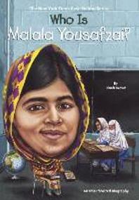 [해외]Who Is Malala Yousafzai? (Prebound)