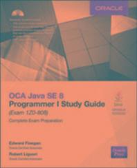 [해외]Oca Java Se 8 Programmer I Study Guide (Exam 1z0-808)