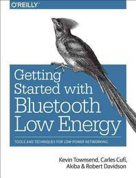 [해외]Getting Started with Bluetooth Low Energy