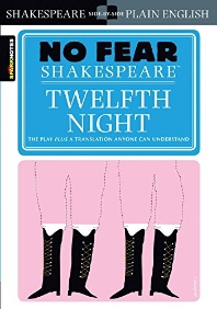[해외]Twelfth Night (No Fear Shakespeare)