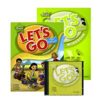 Let s Go. Begin 세트(Student Book + Workbook)