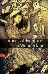 Oxford Bookworms Stage 2 : Alice's Adventures in Wonderland