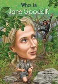 [해외]Who Is Jane Goodall? (Prebound)