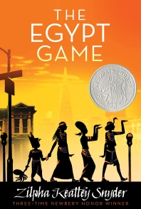 The Egypt Game (Newbery Honor Book)