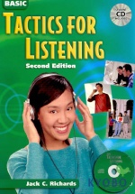 Basic Tactics for Listening 2/E