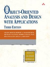 [해외]Object-Oriented Analysis and Design with Applications (Hardcover)