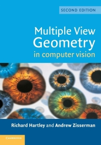 [해외]Multiple View Geometry in Computer Vision