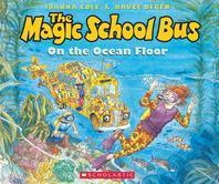 [해외]The on the Ocean Floor (the Magic School Bus) [With Paperback Book] (Compact Disk)