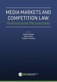 [해외]Media Markets and Competition Law (Hardcover)