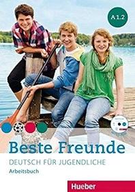 Beste Freunde A1/2. Arbeitsbuch mit CD-ROM