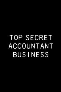 [해외]Top Secret Accountant Business