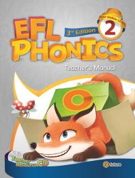 EFL Phonics. 2(TM)(3판)(CD1장포함)