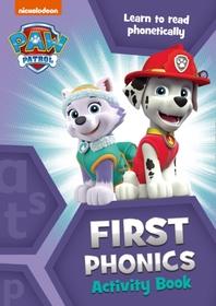 [해외]Paw Patrol First Phonics Activity Book