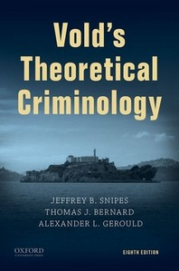 [해외]Vold's Theoretical Criminology