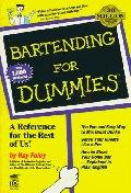 Bartending for Dummies (1st Ed)