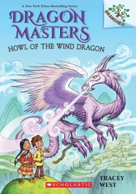 Howl of the Wind Dragon (Dragon Masters #20)