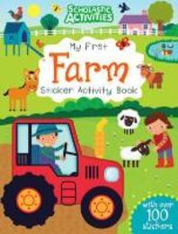 Scholastic Activities My First Farm Stic