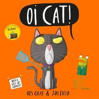 [해외]Oi Cat! (Hardcover)