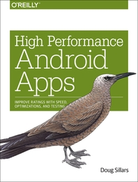 [해외]High Performance Android Apps (Paperback)