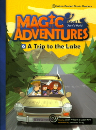 Magic Adventures(매직어드벤쳐) Level 1-6: A Trip to the Lake(CD1장포함)