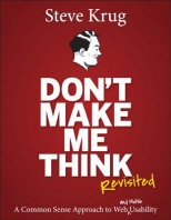 [해외]Don't Make Me Think, Revisited (Paperback)