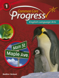 Common Core Progress English Languaga Arts. 1