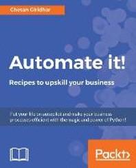 [해외]Automate It! (Paperback)