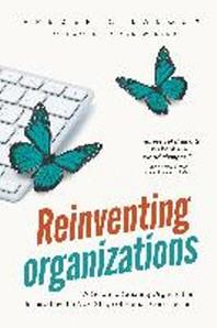 [해외]Reinventing Organizations (Hardcover)