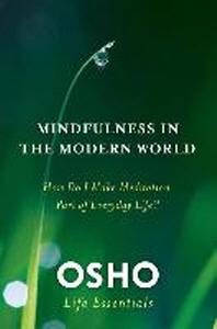 [해외]Mindfulness in the Modern World