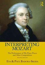 [해외]Interpreting Mozart