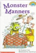Monster Manners(Hello Reader Level 3)