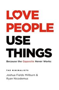 [해외]Love People, Use Things
