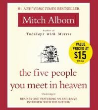 [����]Five People You Meet in Heaven(Audio Cassettes/Unabridged) (AUDIO)