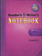 READERS WRITERS NOTEBOOK GRADE 3.2