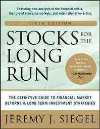 [해외]Stocks for the Long Run 5/E (Hardcover)