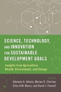 [해외]Science, Technology, and Innovation for Sustainable Development Goals