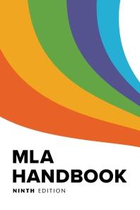 [해외]MLA Handbook