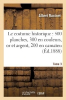 Le Costume Historique